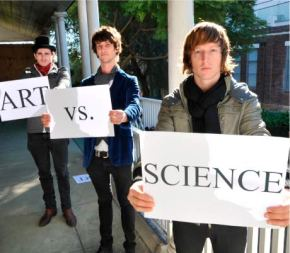 Art vs Science release newvideo