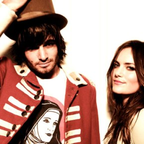 Live Review: Angus and Julia Stone – Palais Theatre (25.09.14)