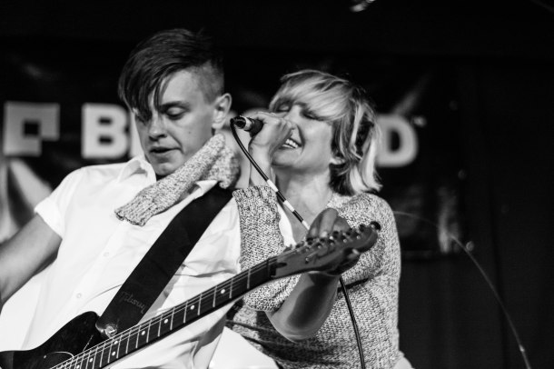 July Talk @ The Globe Theatre
