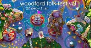 Woodford Folk Festival announces its 2014/15 programme