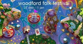 Woodford Folk Festival announces its 2014/15programme