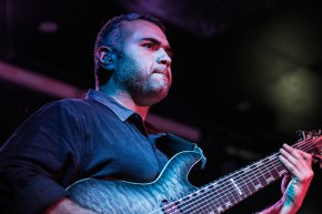 Sidewave Photos: Animals As Leaders + Alithia – Ding Dong Lounge, Melbourne (24.02.15)