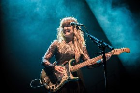Photos: Angus and Julia Stone + Cloud Control – Margaret Court Arena, Melbourne (27.02.15)
