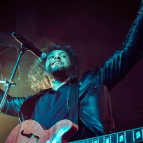 Photos: Gang Of Youths – Corner Hotel, Melbourne(26.08.15)