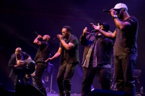 Photos: Naturally 7 – Hamer Hall, Melbourne (04.09.15)