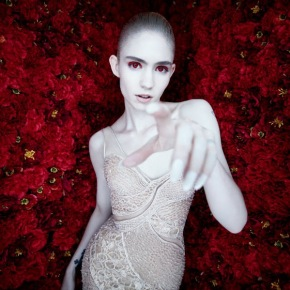 Grimes releases self-directed video 'Flesh withoutblood'