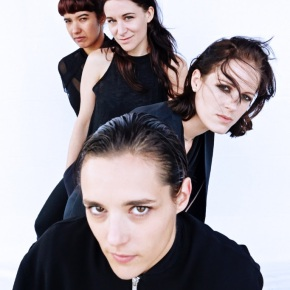 """Savages announce new album and video for """"TheAnswer"""""""