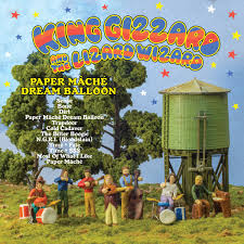 Album Review: King Gizzard & The Lizard Wizard – Paper Mache Dream Balloon (2015 LP)
