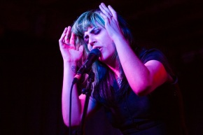 Photos: WAAX + Them Bruins + The Deloraines – Workers Club, Melbourne(05.12.15)