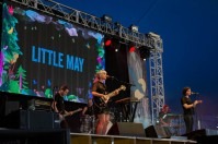 Little May @ Falls Festival - Mt Duneed, (31.12.15)