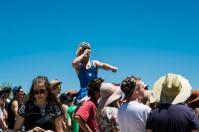 Falls Festival Crowd
