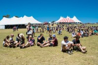 Festival Crowd - Falls Festival