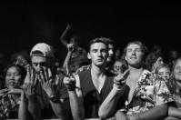 NYE Crowd @ Falls Festival - Mt Duneed, (31.12.15)