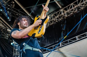 Gang of Youths @ Falls Festival - Mt Duneed, (31.12.15)