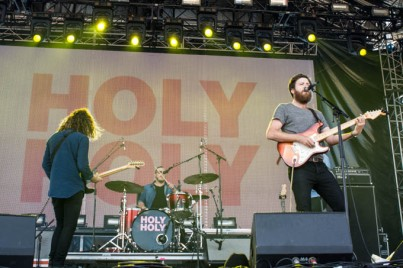 Holy Holy @ Falls Festival - Mt Duneed, (31.12.15)