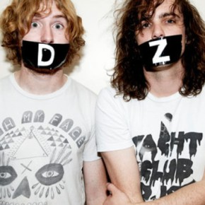 Single Review: DZ Deathrays – 'Blood On My Leather' (2016)