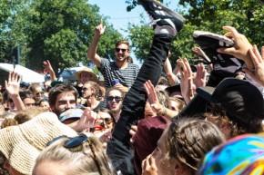 Photos: St Jerome's Laneway Festival, Melbourne(13.02.16)