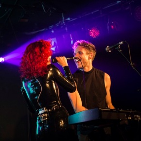 GTM Sideshow Review: Ms Mr + Grrl Pal – Prince Bandroom, Melbourne(29.04.16)