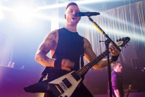 Photos: Bullet For My Valentine + Atreyu + Cane Hill – 170 Russell, Melbourne(25.10.16)